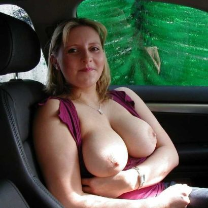 Girl with hard nipples
