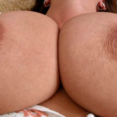 Big tits and huge nipples