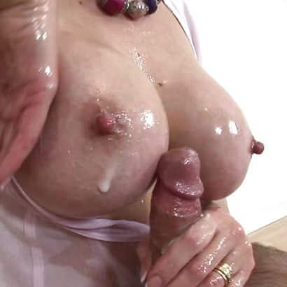 Cum on tits full