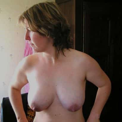 Just boobs Milf