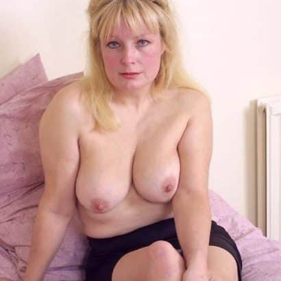 Milf with Giant tits
