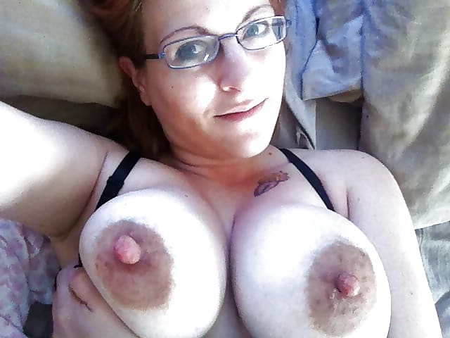 Big areolas and nipples