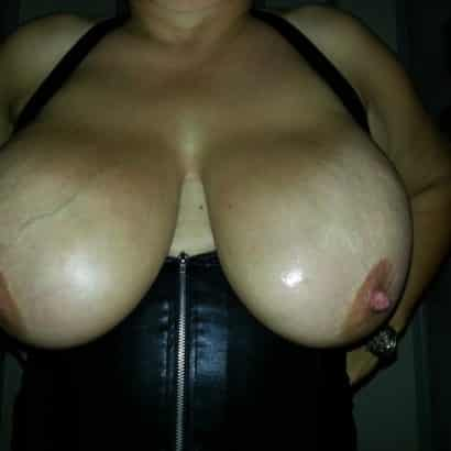 huge nipples on sexy tits