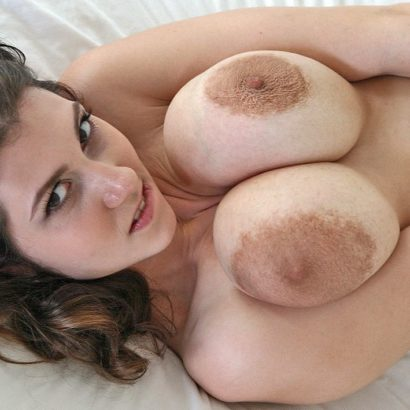 huge nipples pressed together