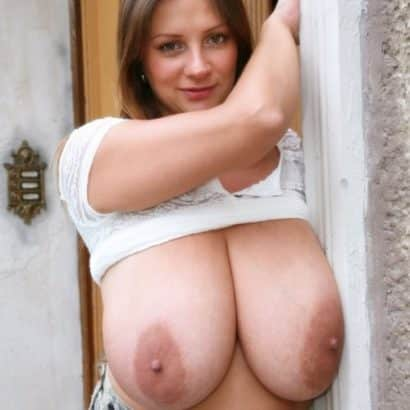 massive beautiful breasts