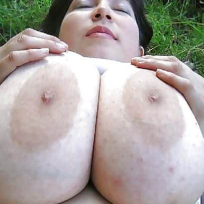 Asian big areolas