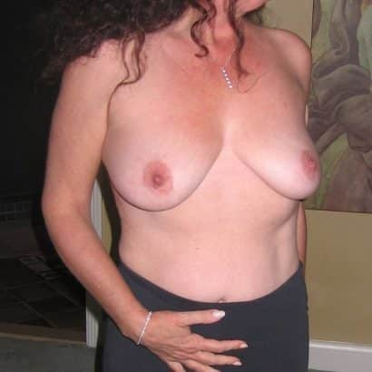 small breast topless
