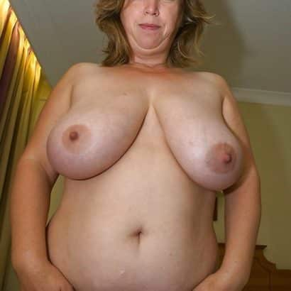 Big Mom Natural Breasts
