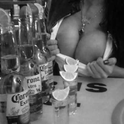 Nice silicone boobs