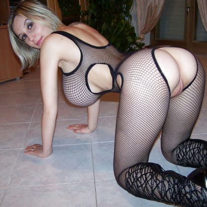 silicone boobs whore