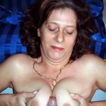 grandma tittyfucking