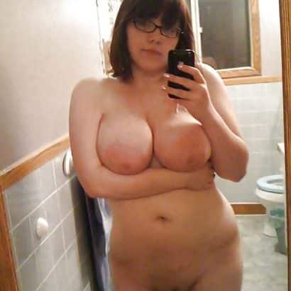 Nerdy Huge Boobies