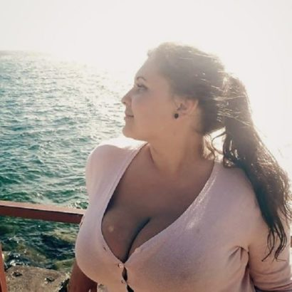 best cleavage huge tits