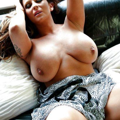 big saggy tits milf