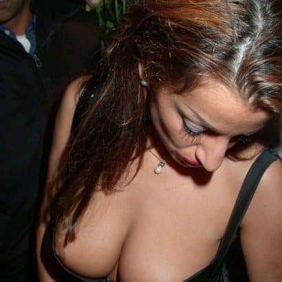 Dress nip slip
