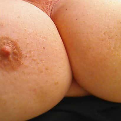 Her Dark Nipples