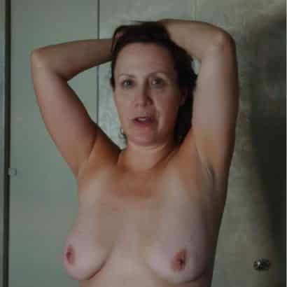 Showering Small Boobs