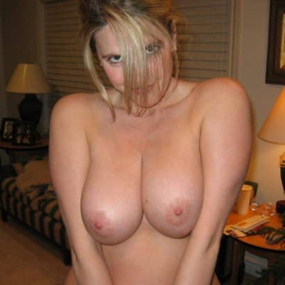 Teen with huge boobs showing nipples