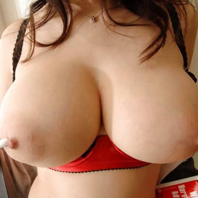 Busty Asian Cutie