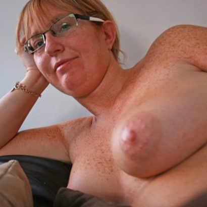 Redhead best boobs