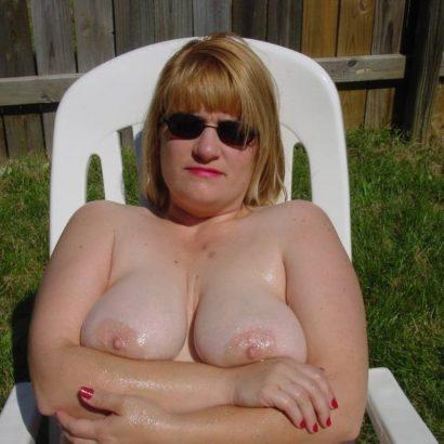 best boobs in the Garden