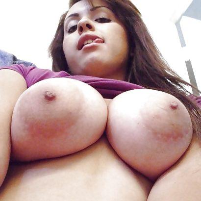 nasty hard nipples