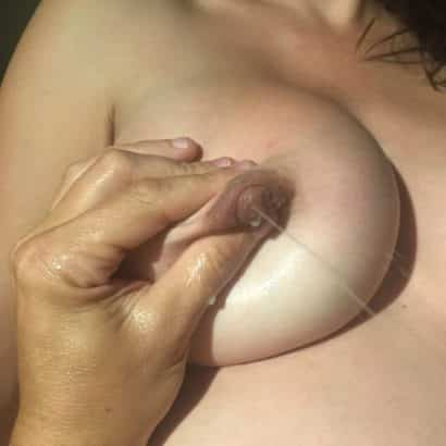 Alot of Milk Milky Boobs