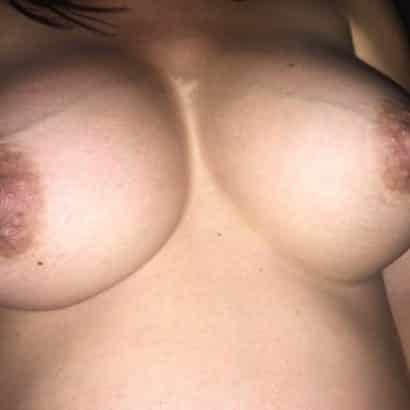 Huge Milky Boobs