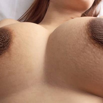 Latina got huge nipples