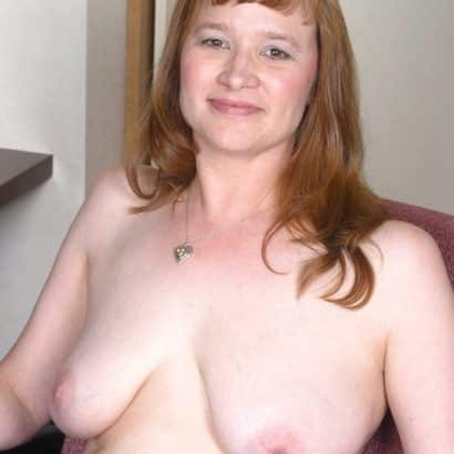 Old Milf Saggy Boobs