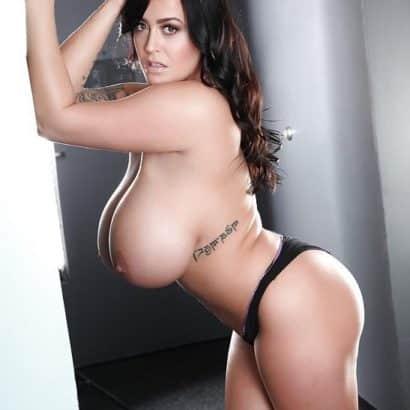 Pornstar Just boobs