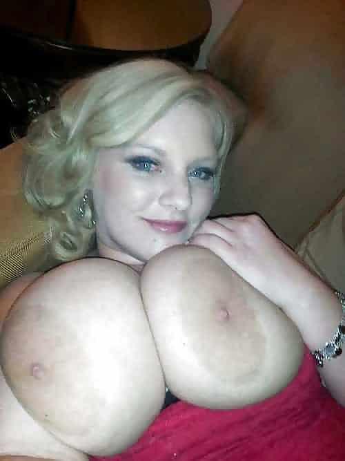 tits big areolas