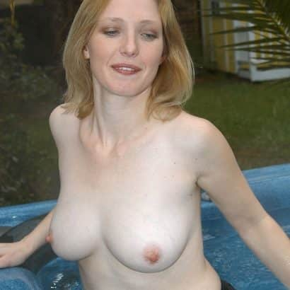 Old Woman small breast