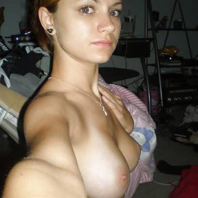 small breast bitch