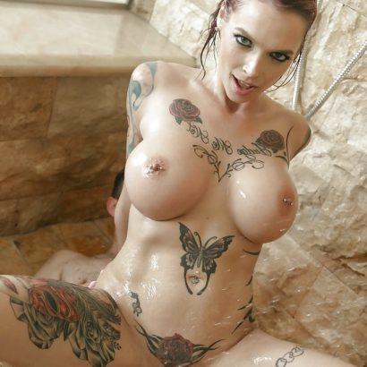 pierced boobs pornstar girl