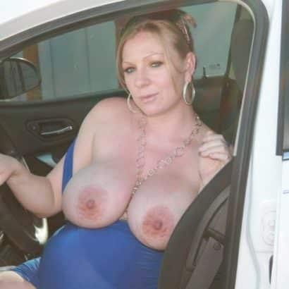 Damn big Milk Breast