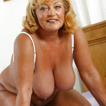Grandma Massive Juggs