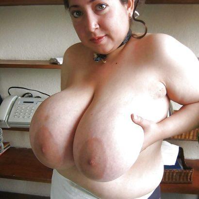 Huge Boobies Maid