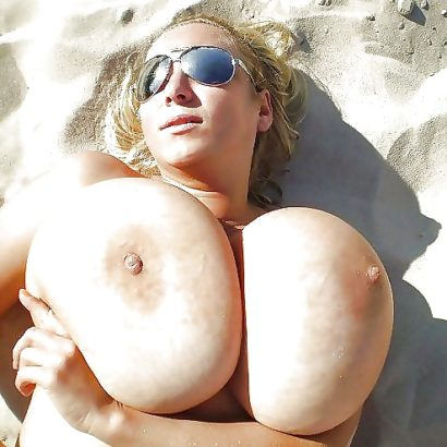 Insane large tits