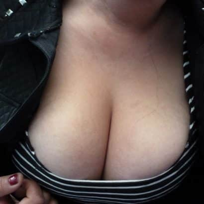 best cleavage big ones