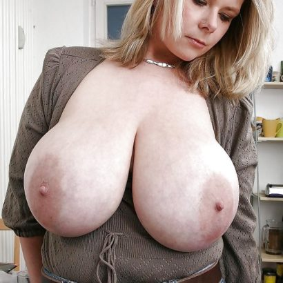 extreme big saggy tits