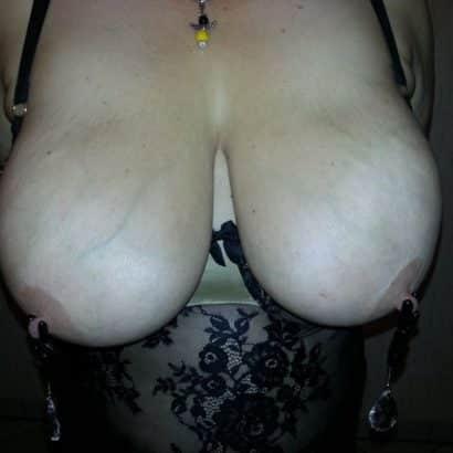 Nude nipples Milf