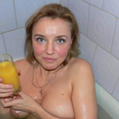 Boobs Pics in the Bathtub