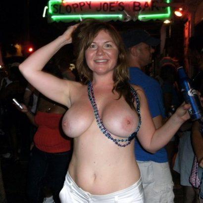 Club Teen with huge boobs