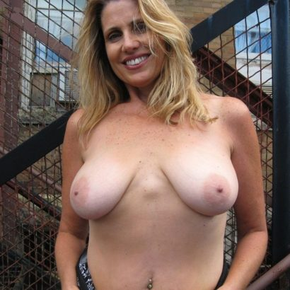Horny saggy mature