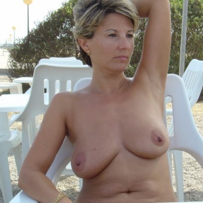 Natural Milf best boobs