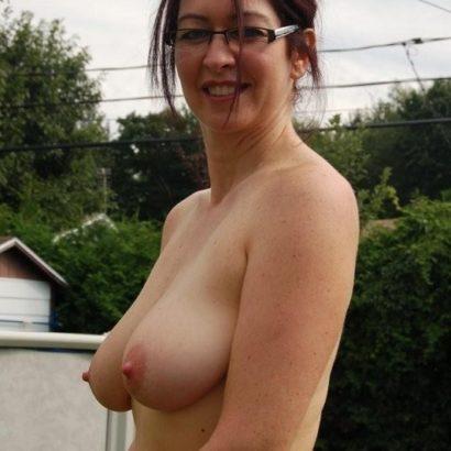 Wifes big boobies