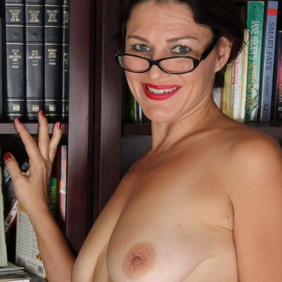 saggy mature teacher